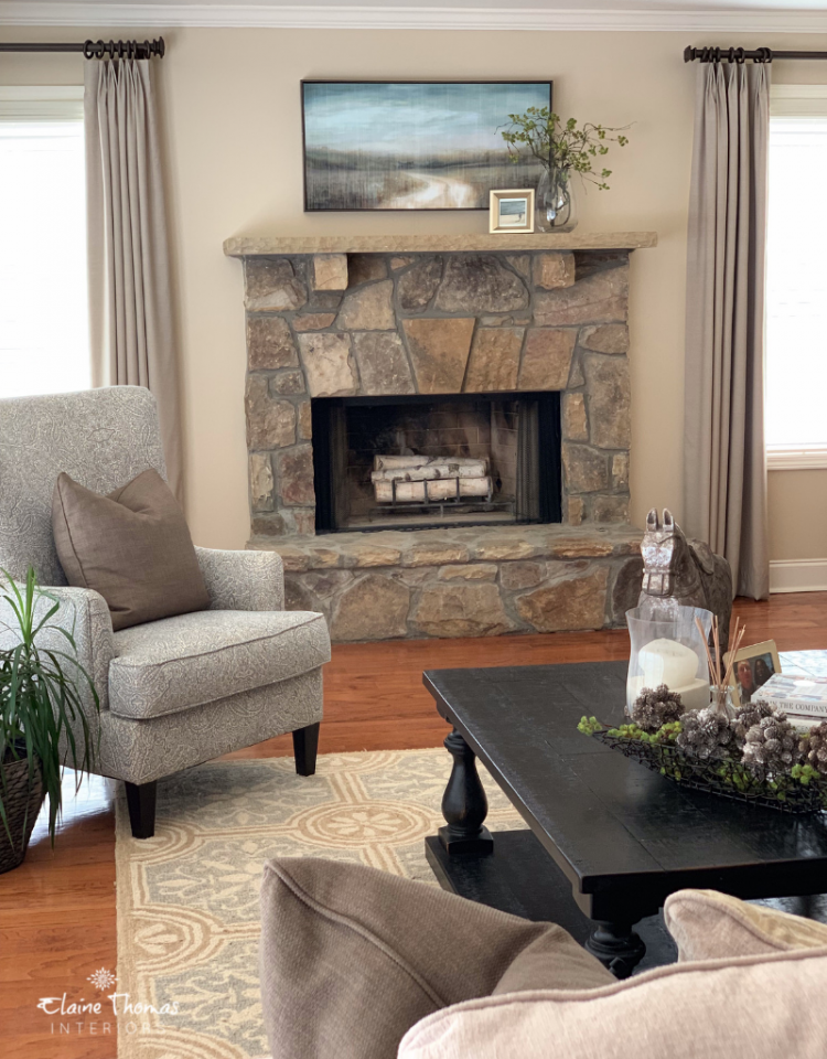 Mimi Zackery Living Room