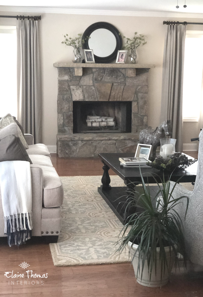 Living Room Tour – Baker Project