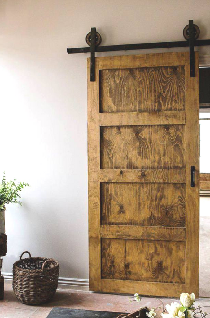5 Interior Sliding Barn Door Ideas