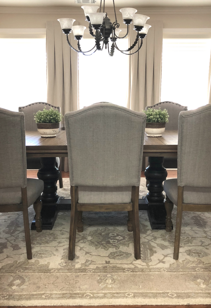 Dining Room Tour – Baker Project